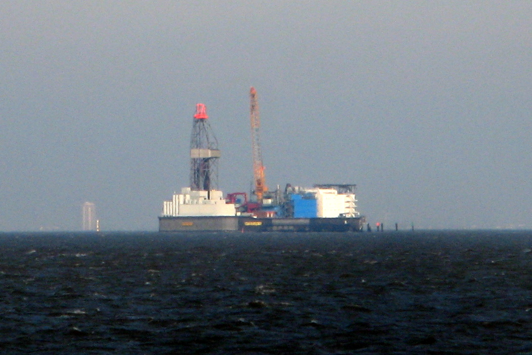 Erdölförderung Nordsee