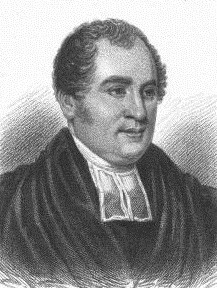 William Bengo Collyer English Congregational minister and religious writer