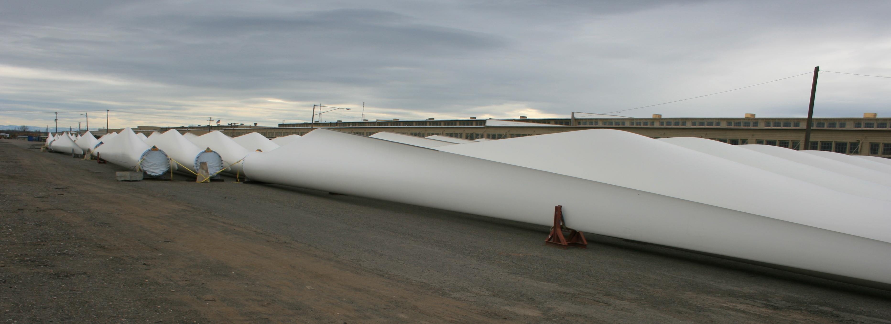 Wind-turbine aerodynamics - Wikiwand