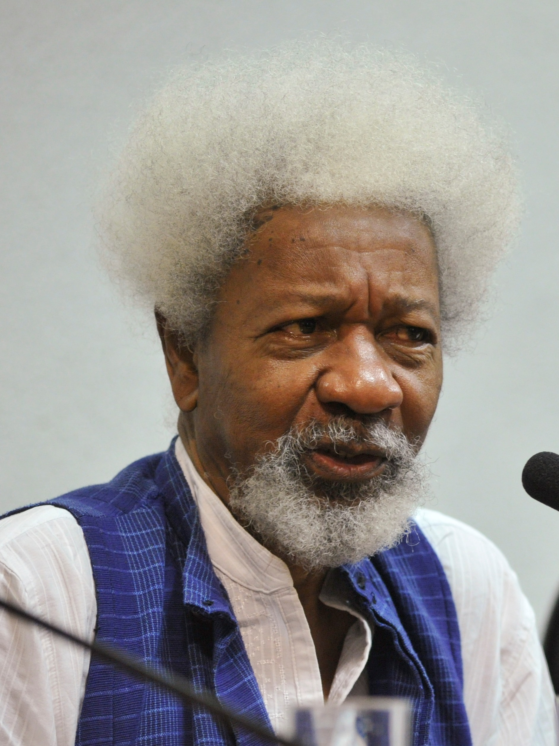 Telephone conversation by wole soyinka essay