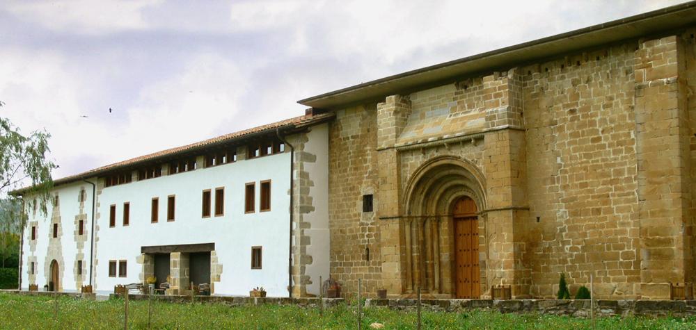 El Camino de Santiago, también por Sakana (Navarra)