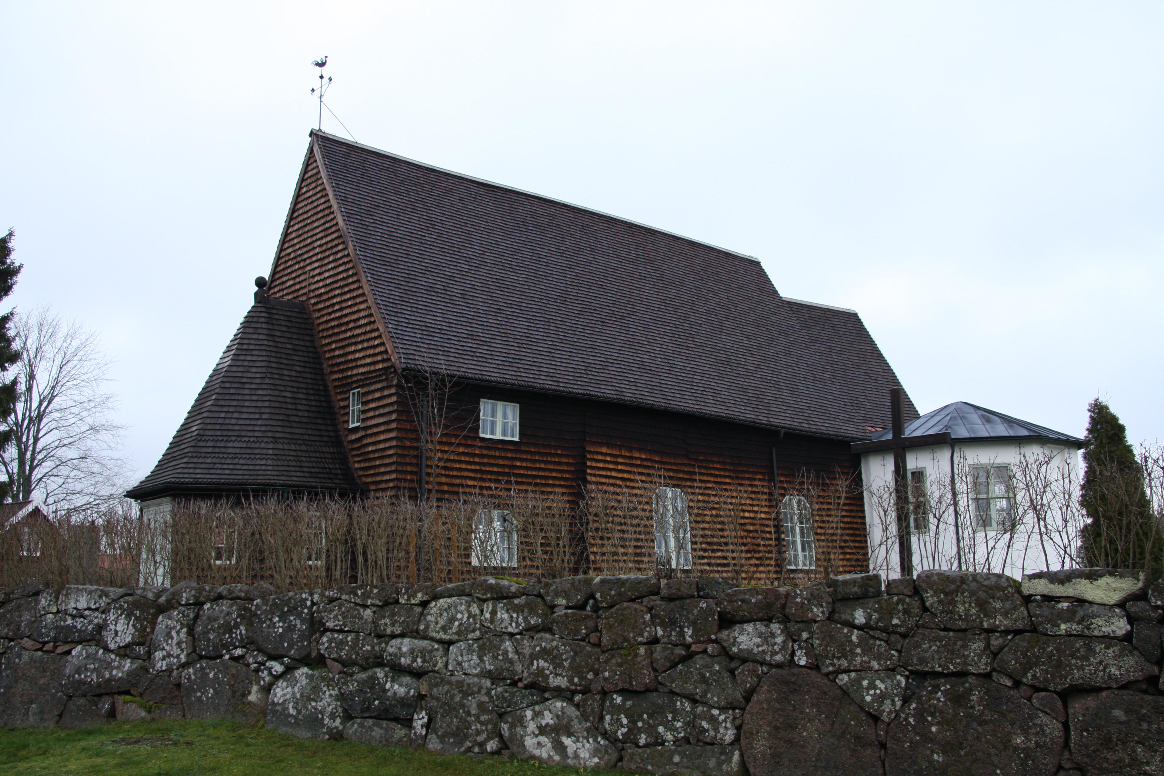 Bild av Pelarne kyrka