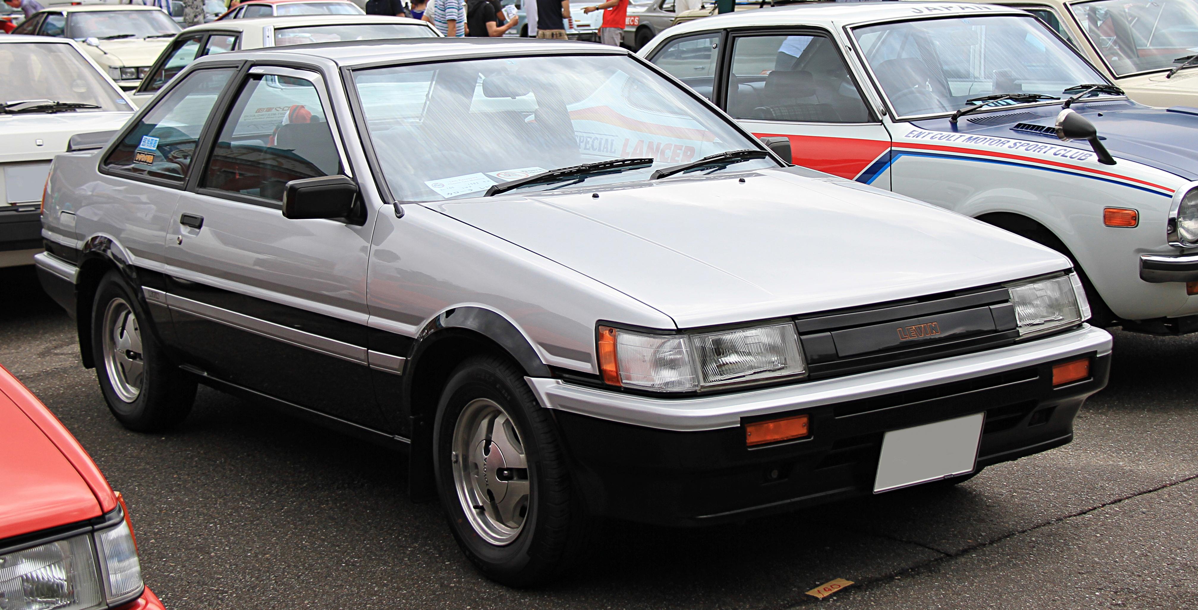 Kelebihan Toyota Sprinter Trueno Perbandingan Harga
