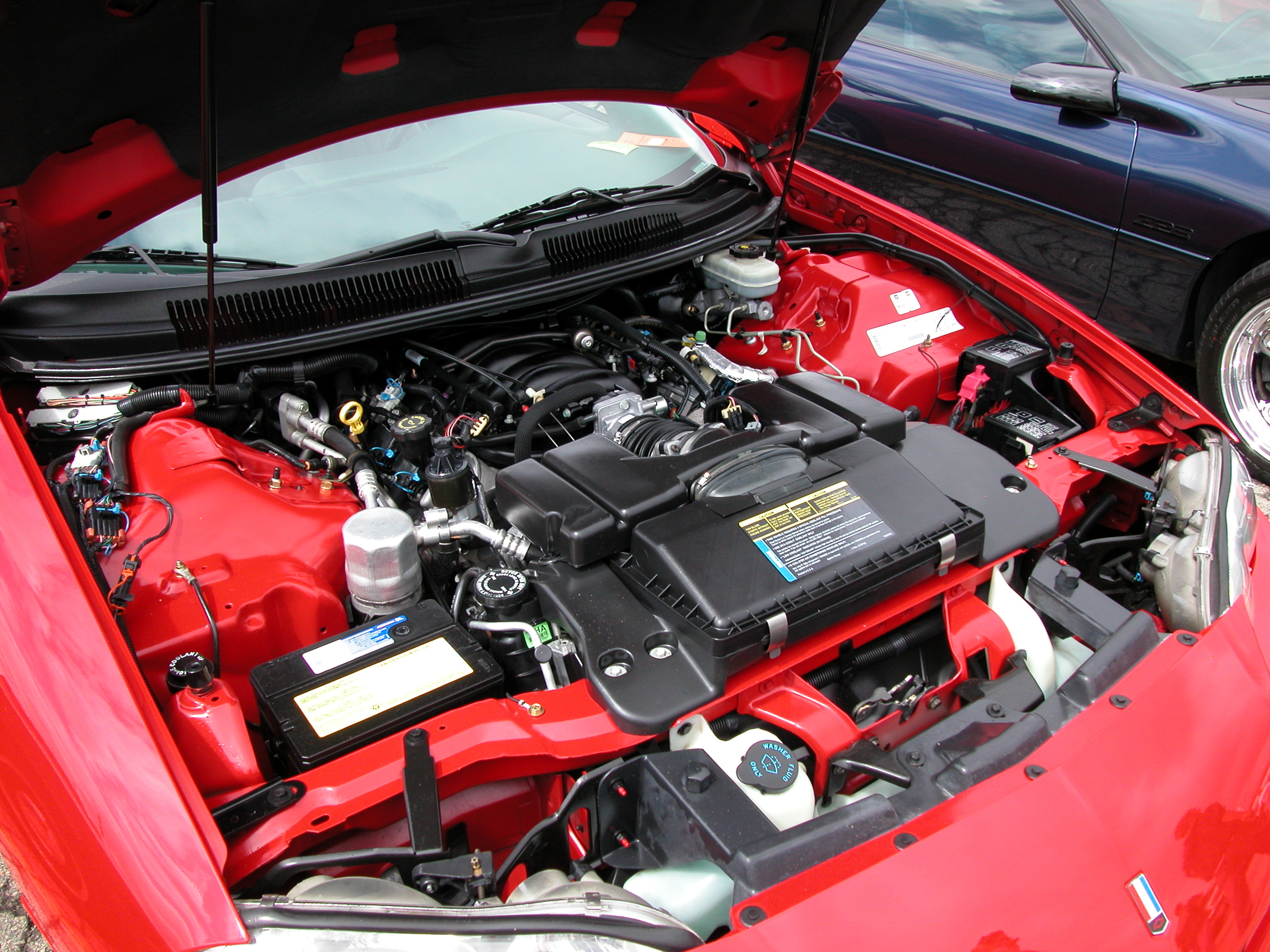 File:1998ChevroletCamaroZ28-engine.jpg