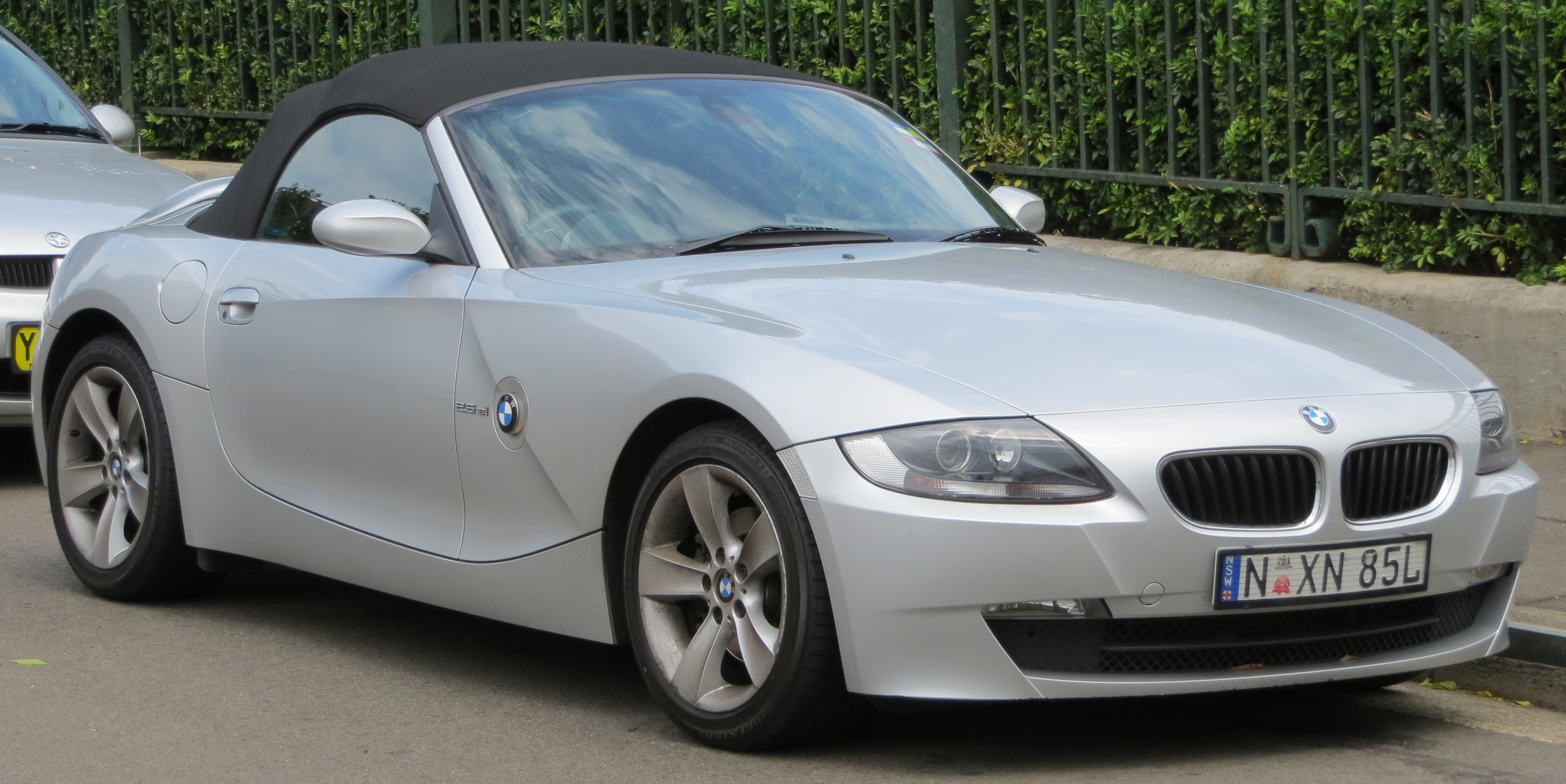 Bmw z4, les photos
