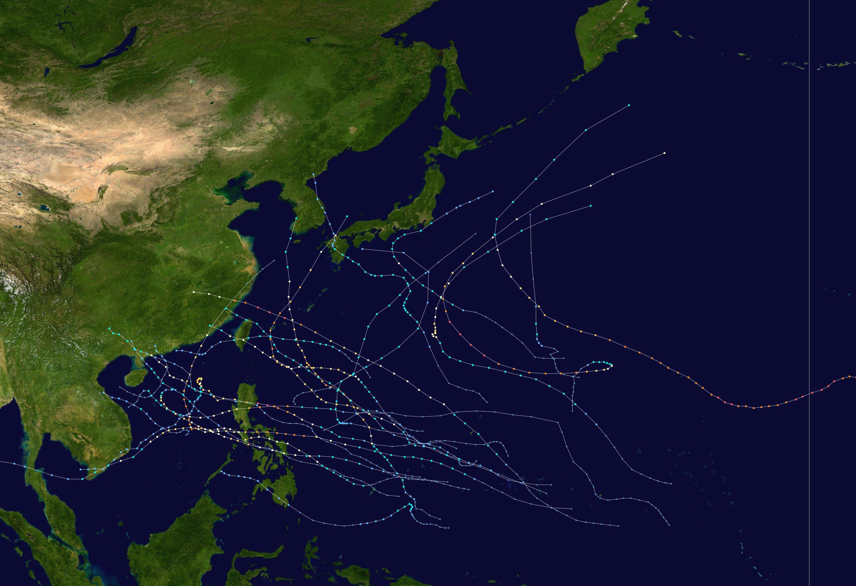 2006 Pacific typhoon season