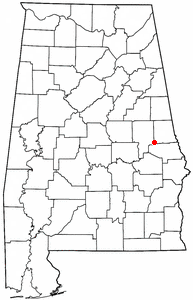 Loko di Waverly, Alabama