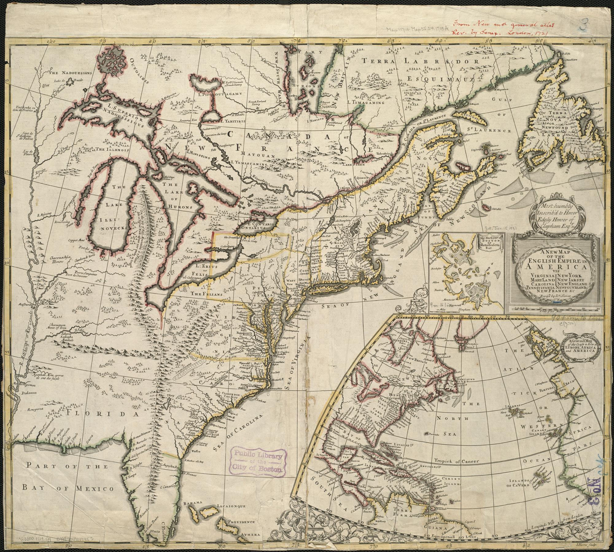 Filea new map of the english empire in america viz virginia filea new map of the english empire in america viz virginia maryland sciox Gallery