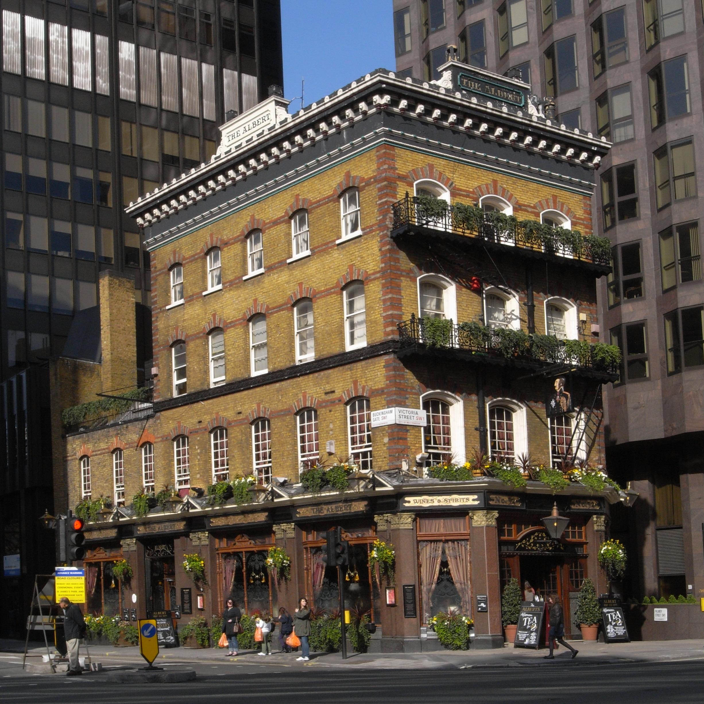 Hotel Londres Liverpool Street
