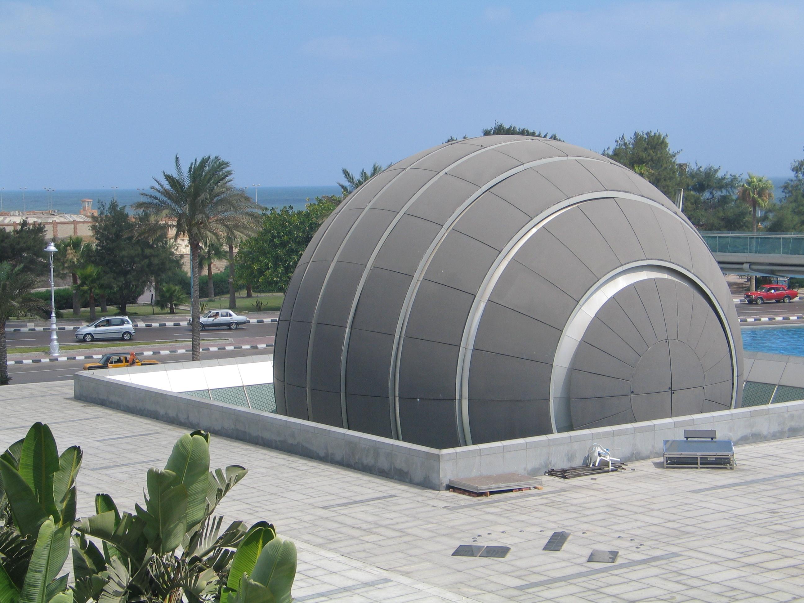 solar systems ahaped dome - photo #1