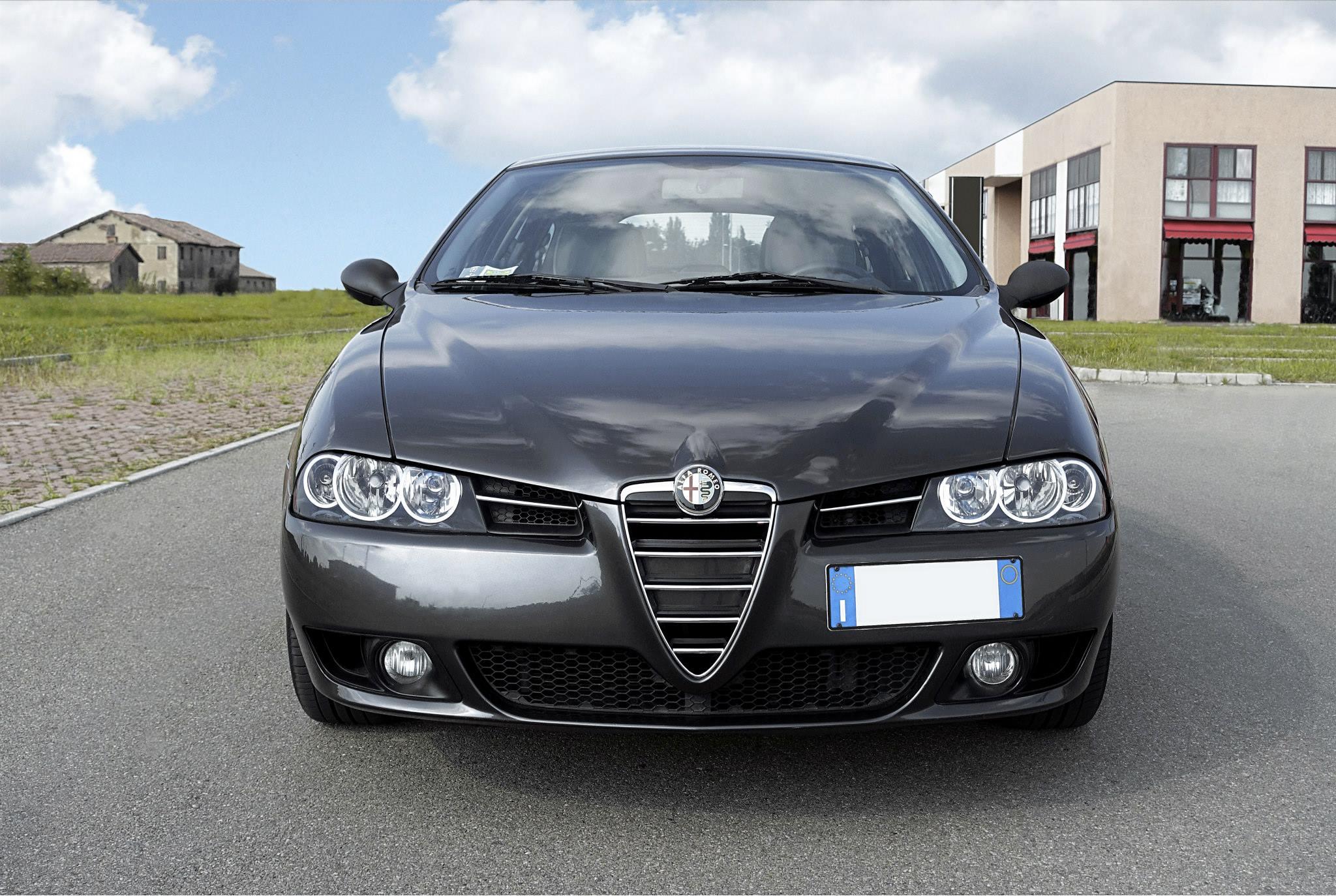 File Alfa Romeo 156 Restyling 2003 Giorgetto Giugiaro