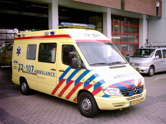 Ambulance Eindhoven