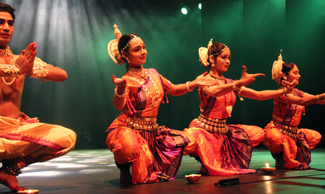 File:An Indian traditional dance during the opening ceremony of Namaste  Korea at the Sejong Center in Seoul in 2011.jpg - Wikimedia Commons