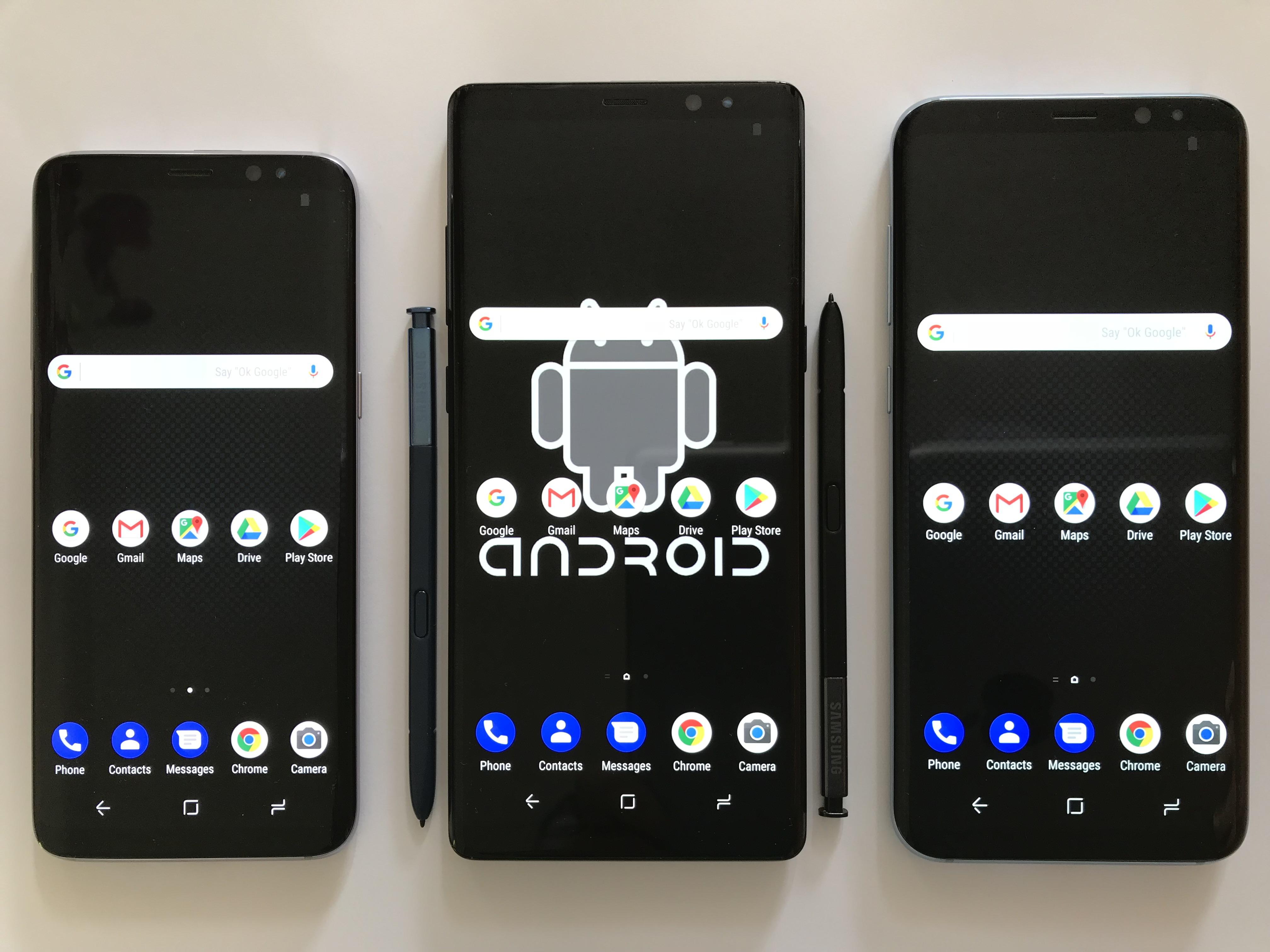 everalsmartphonesrunningooglesndroid