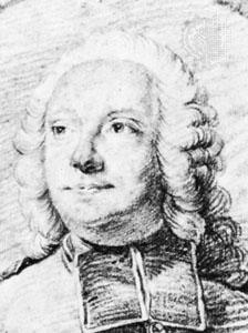Illustration of Prévost by Georg Friedrich Schmidt, 1745.
