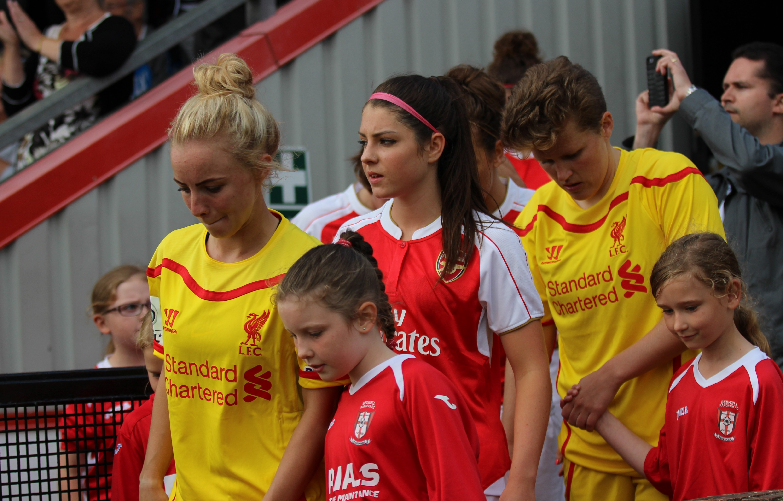 File Arsenal Ladies Vs Liverpool 19674666611 Jpg Wikimedia Commons