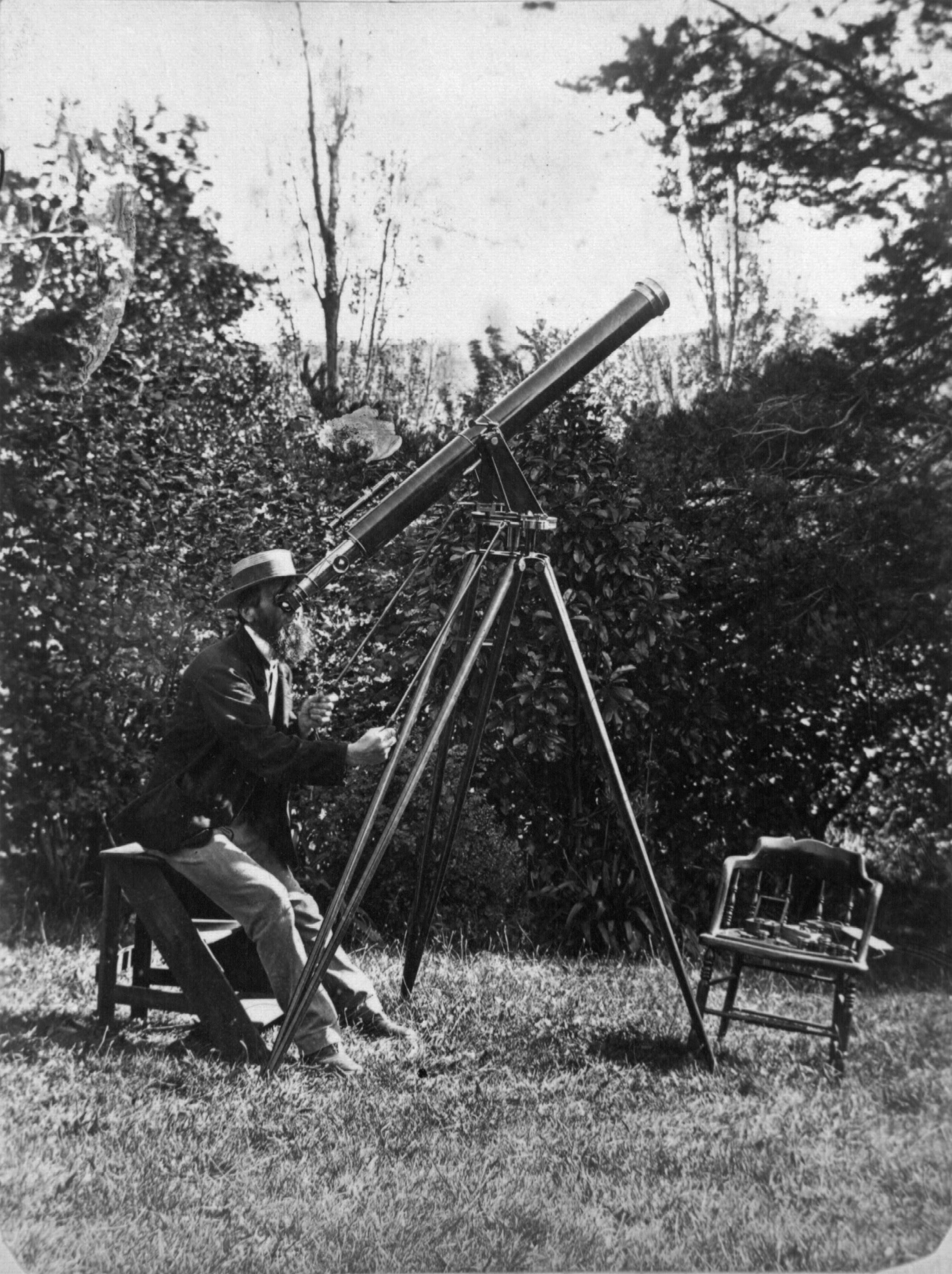 external image Arthur_Samuel_Atkinson_looking_through_a_telescope.jpg