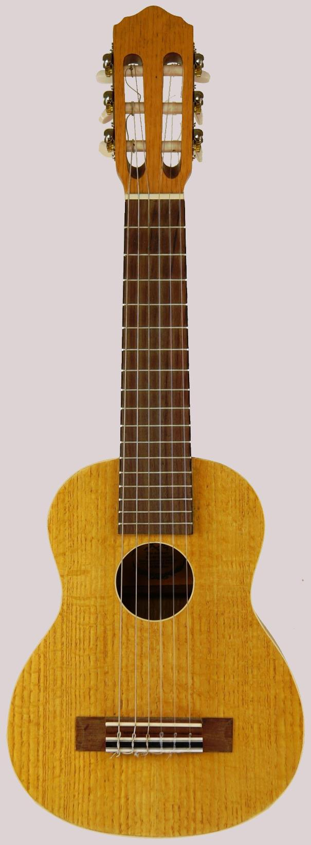 Ashbury AG-40 Guitalele Guitarlele mini guitar at Ukulele Corner