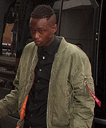 The 22-year old son of father (?) and mother(?) Ashton Sanders in 2018 photo. Ashton Sanders earned a  million dollar salary - leaving the net worth at 2 million in 2018