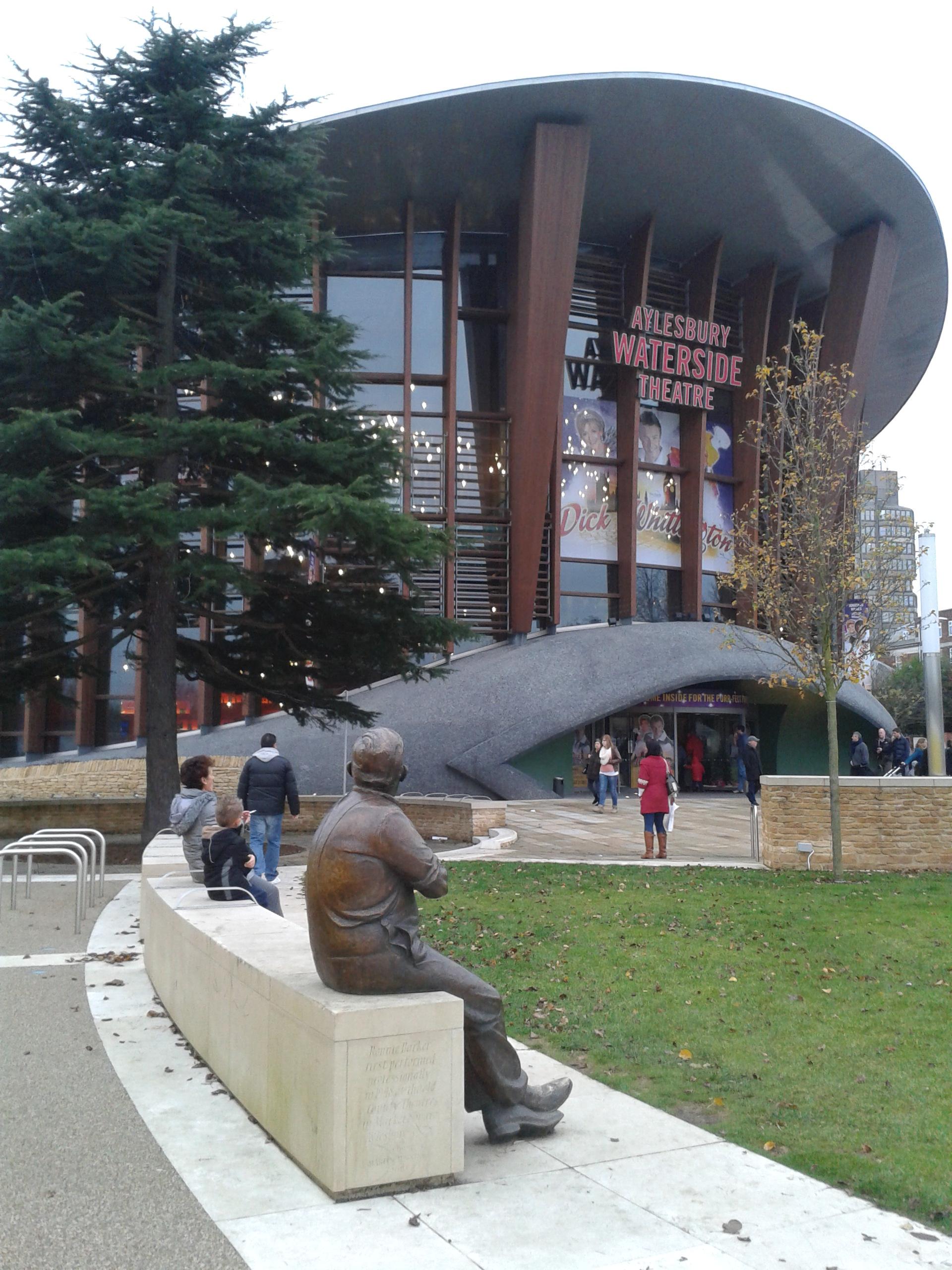 Image result for aylesbury waterside theatre