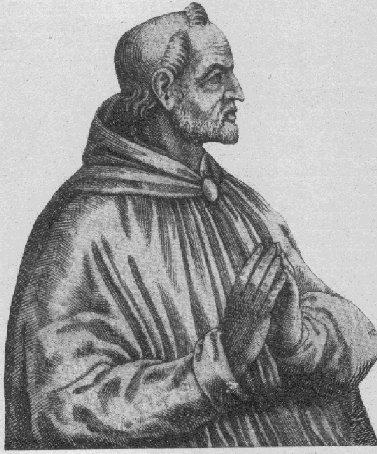 Depiction of Juan XXI