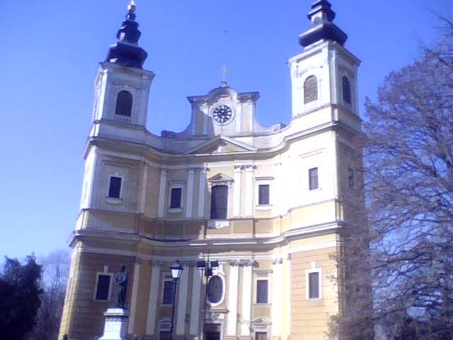 """11 Martie Wikipedia: File:Bazilica Romano-catolică """"Înălțarea Fecioarei Maria"""