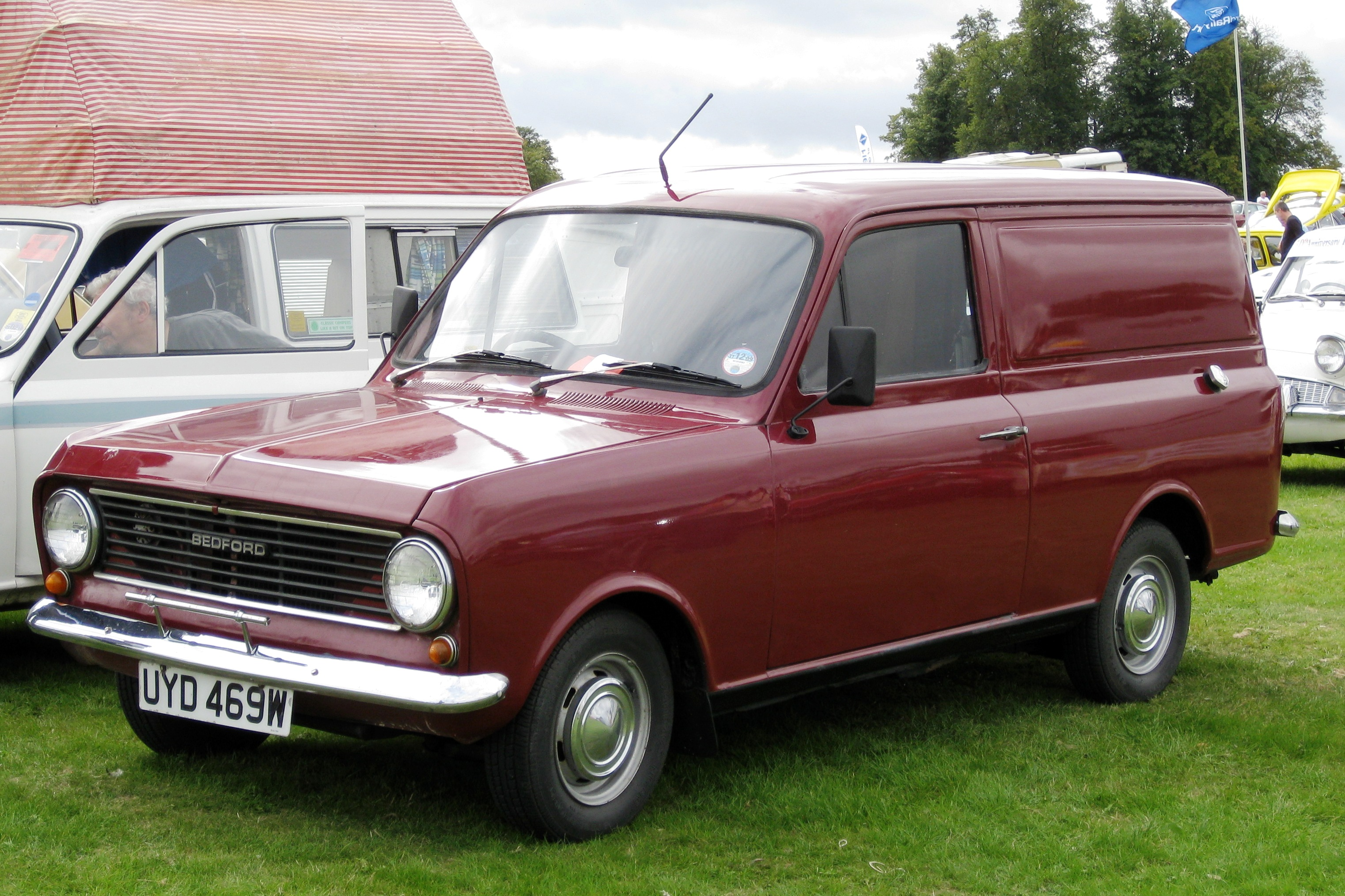 bedford by vauxhall