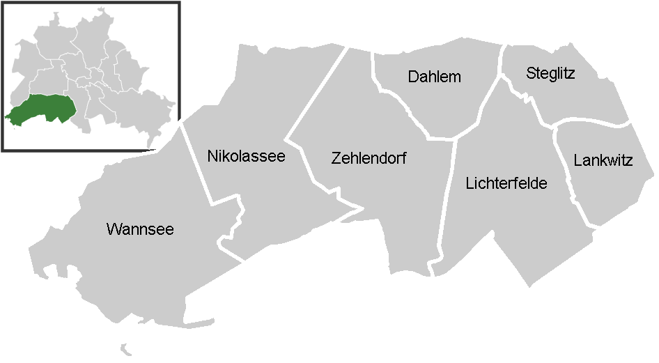 Berlin Steglitz Zehlendorf Reisef Hrer Auf Wikivoyage