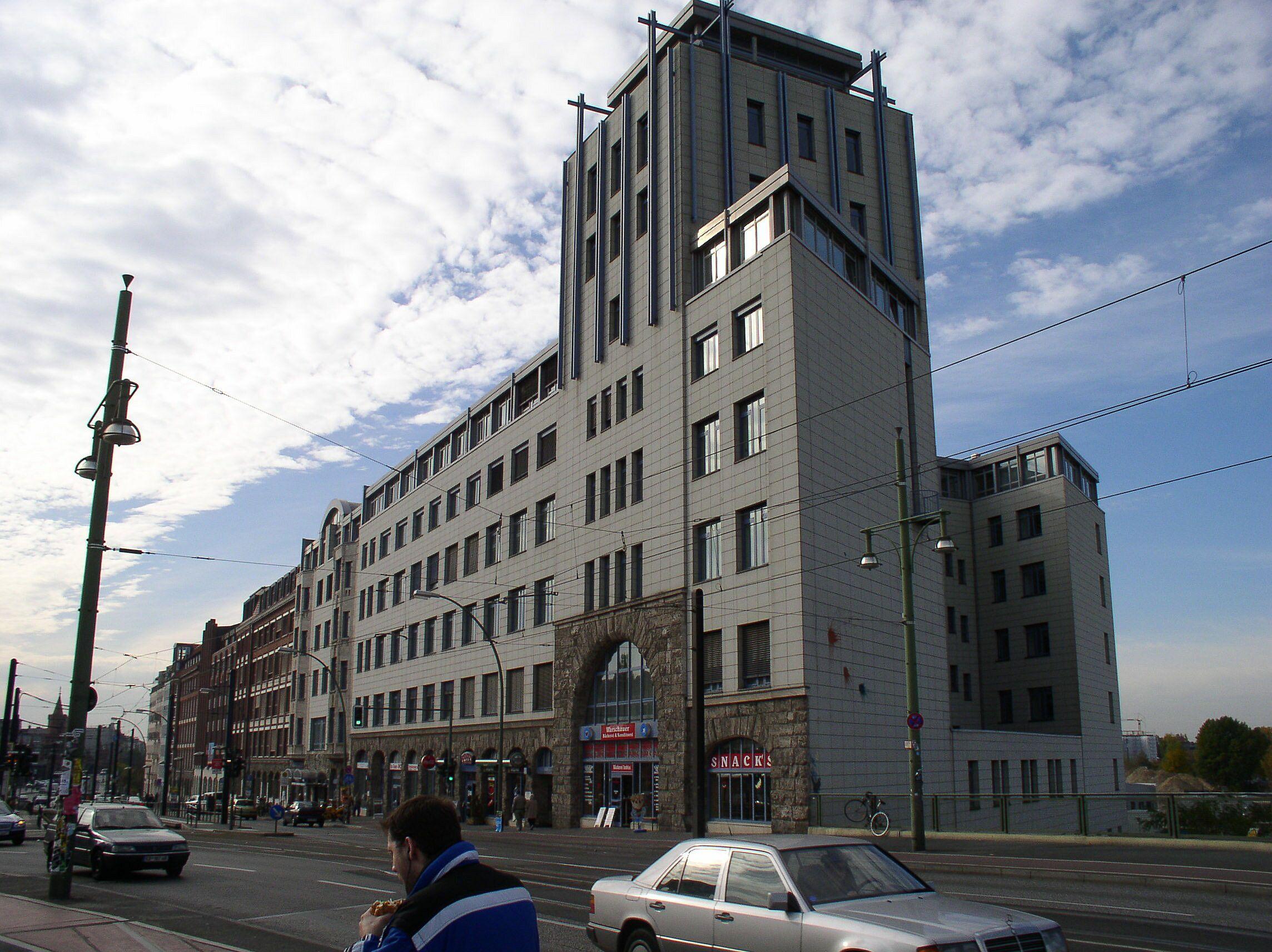 file berlin warschauer strasse industriepalast jpg wikimedia commons. Black Bedroom Furniture Sets. Home Design Ideas