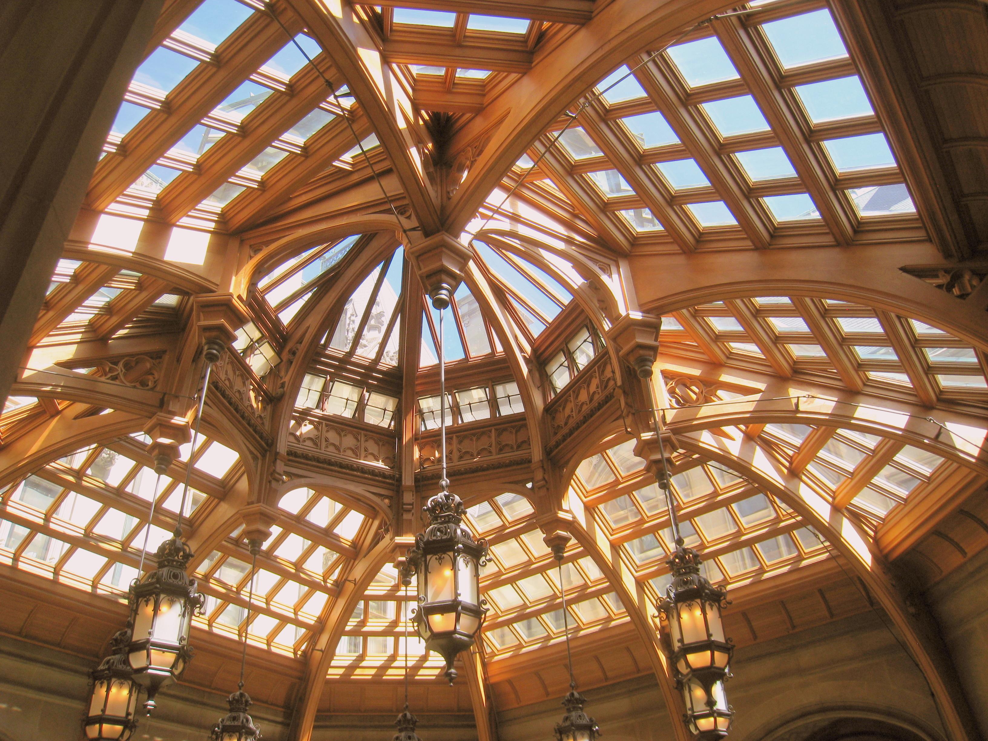 file biltmore estate interior garden dome jpg wikimedia commons