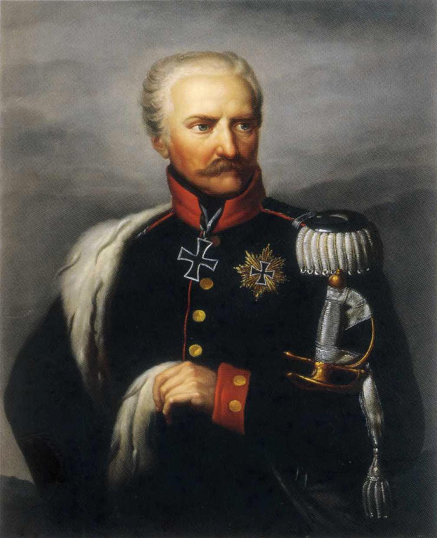 Gebhard Leberecht von Blücher - Wikipedia