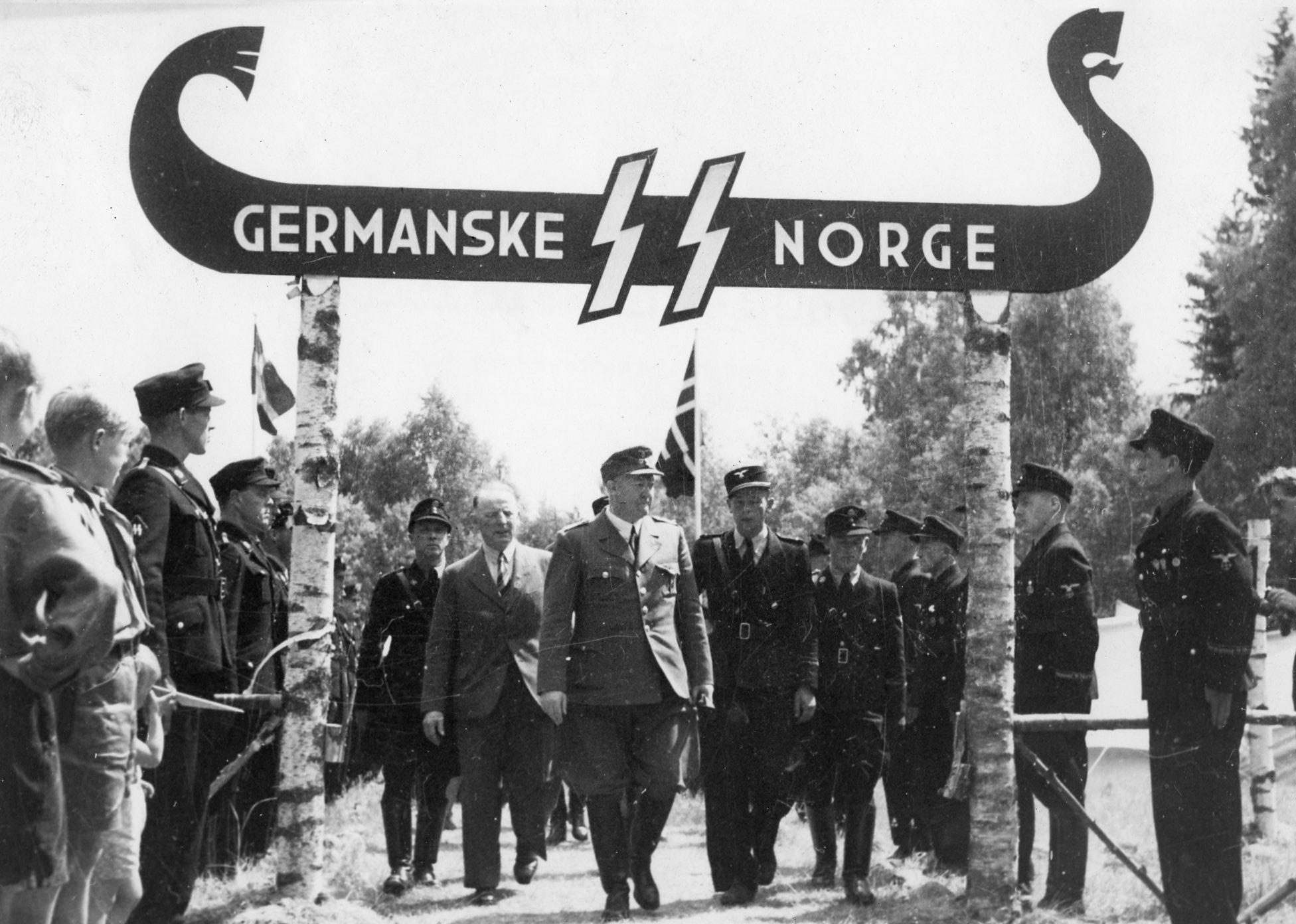 Image result for Germanske-SS Norge