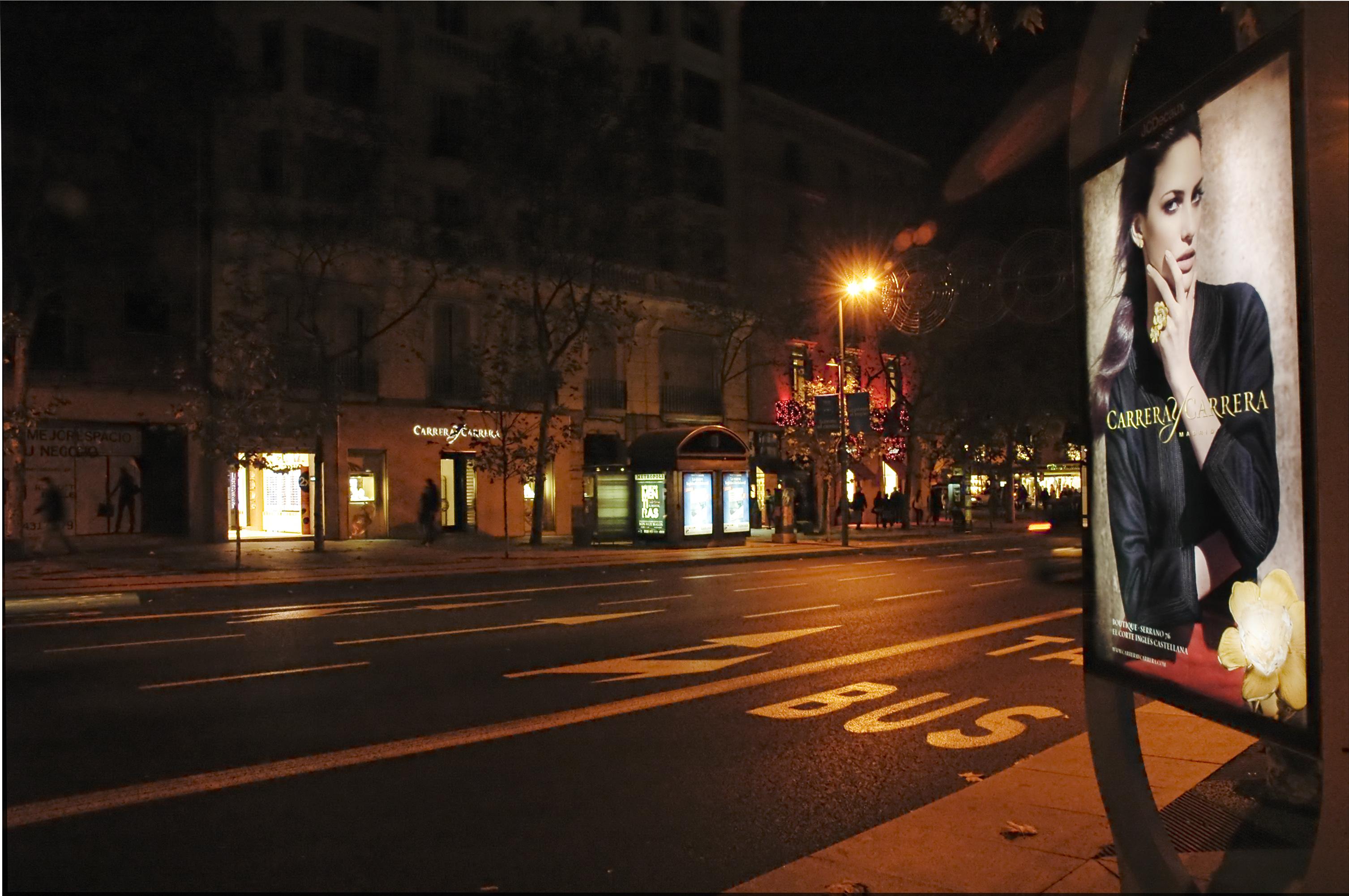 File boutique carrera y carrera calle serrano - Calle serrano 55 madrid ...