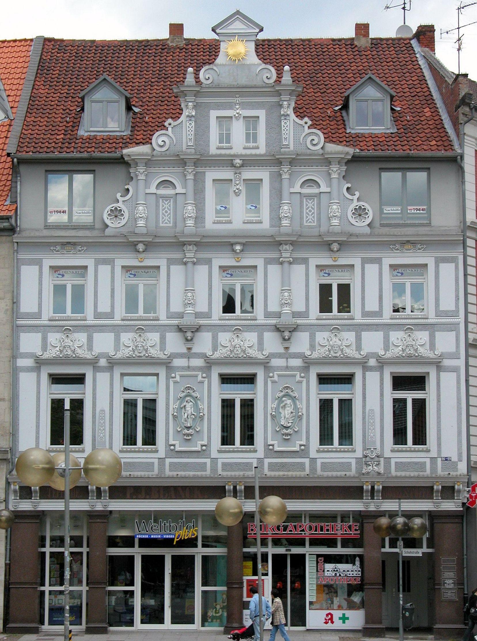 File Braunschweig Brunswick Haus zur Sonne 2004 JPG