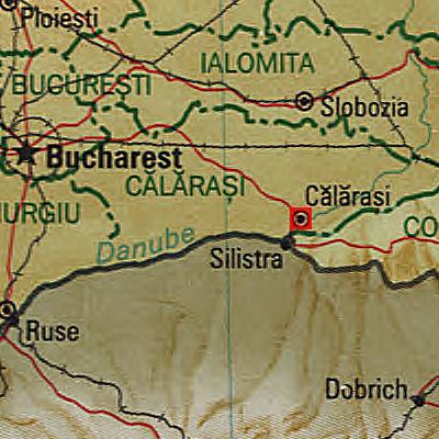 Călărași megye – Wikipédia