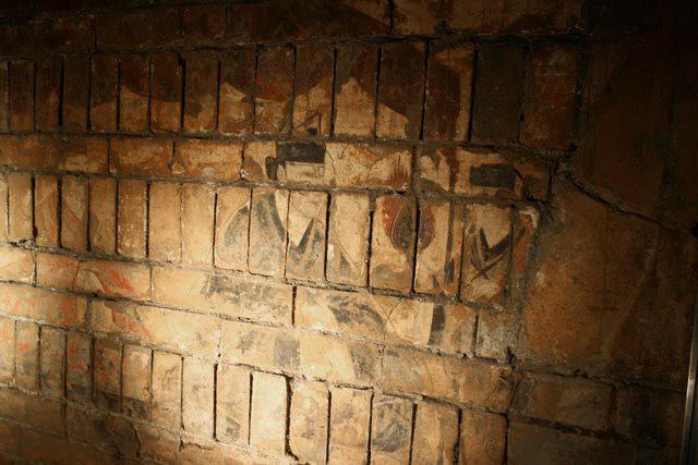 File:Cao Wei Dynasty fresco, Luoyang.jpg