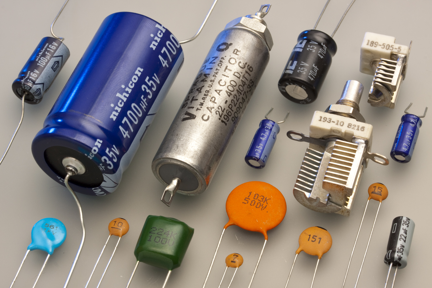 Capacitor Wikiwand