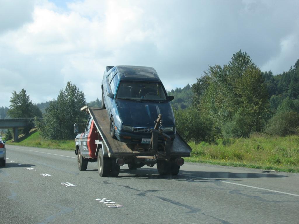 Car Towing Dolly Rental Uk