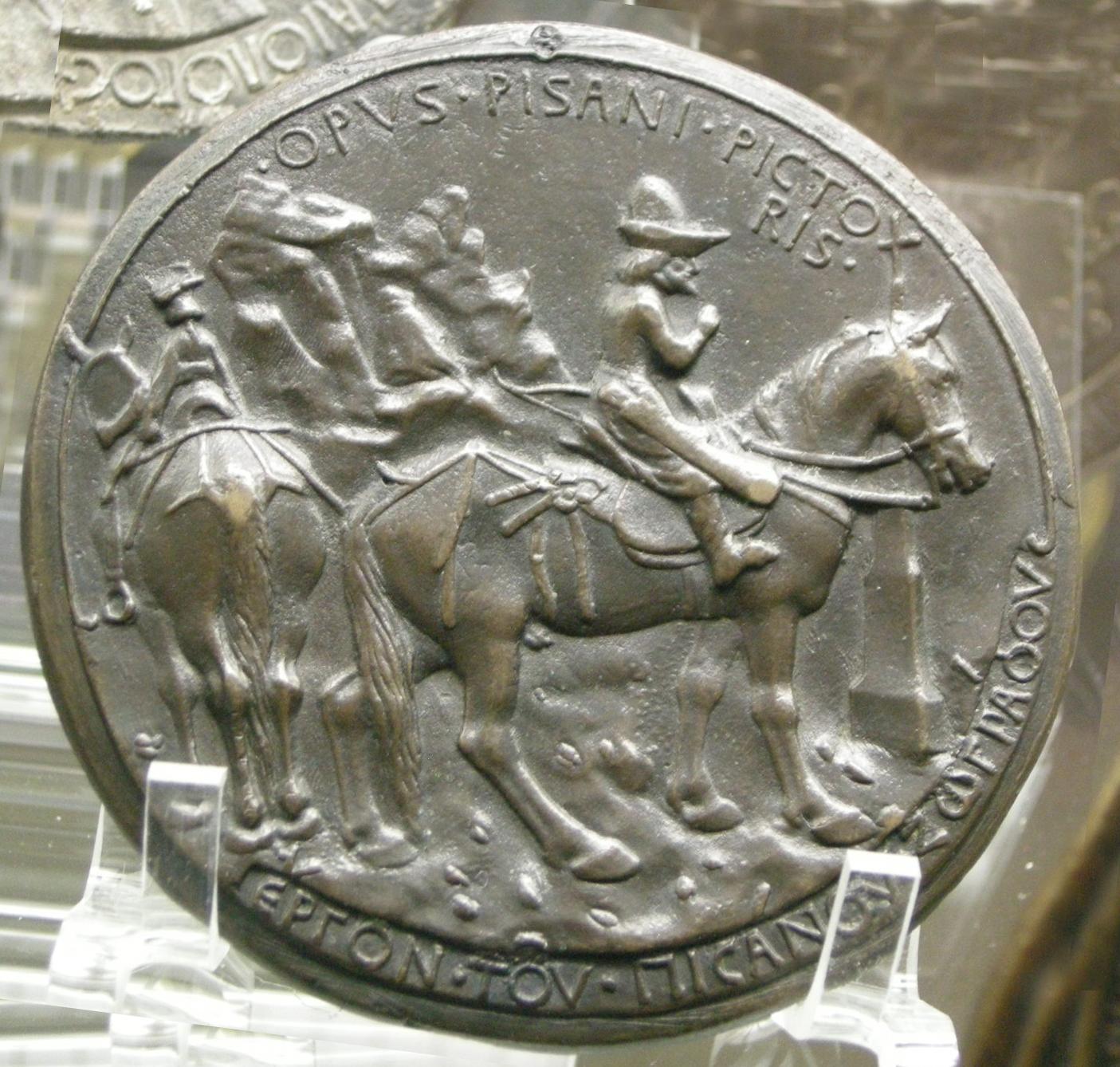 Medalje - Page 2 CdM,_pisanello,_medaglia_di_giovanni_VIII_paleologo_v