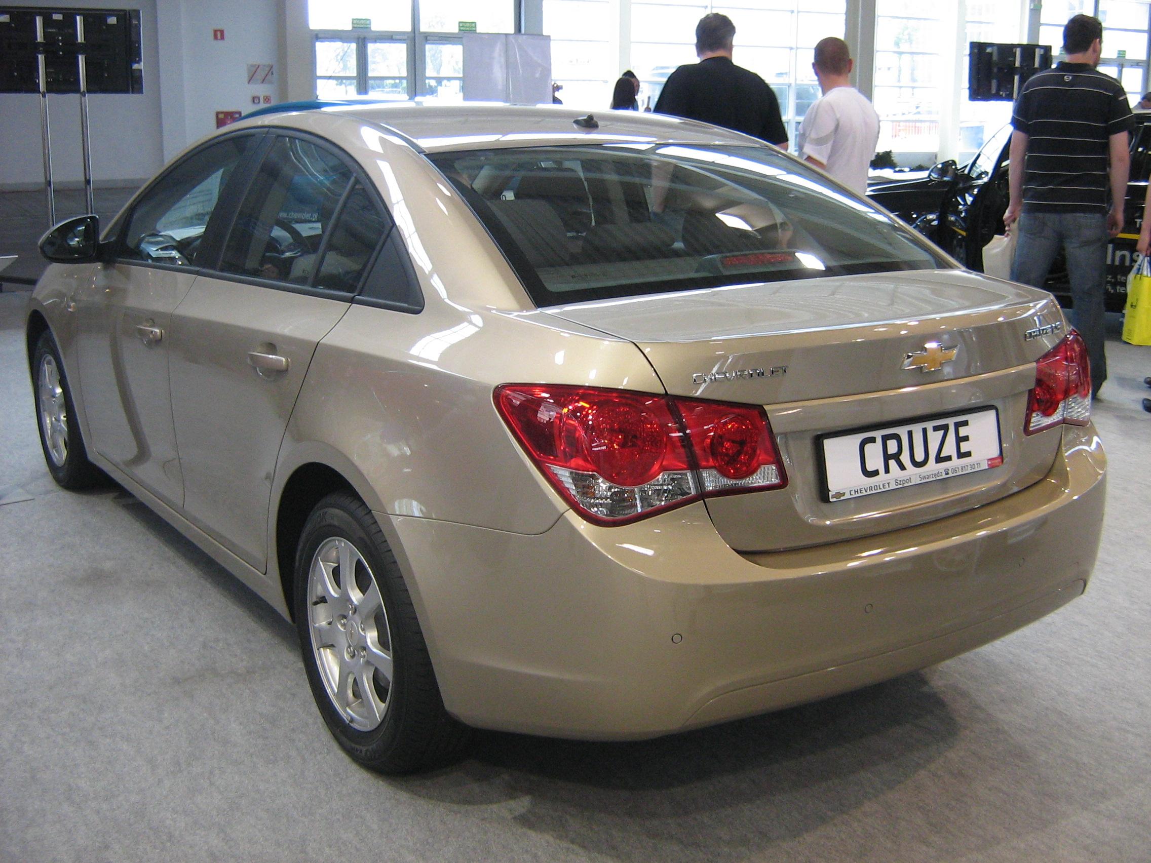Kelebihan Chevrolet Cruze 2009 Top Model Tahun Ini