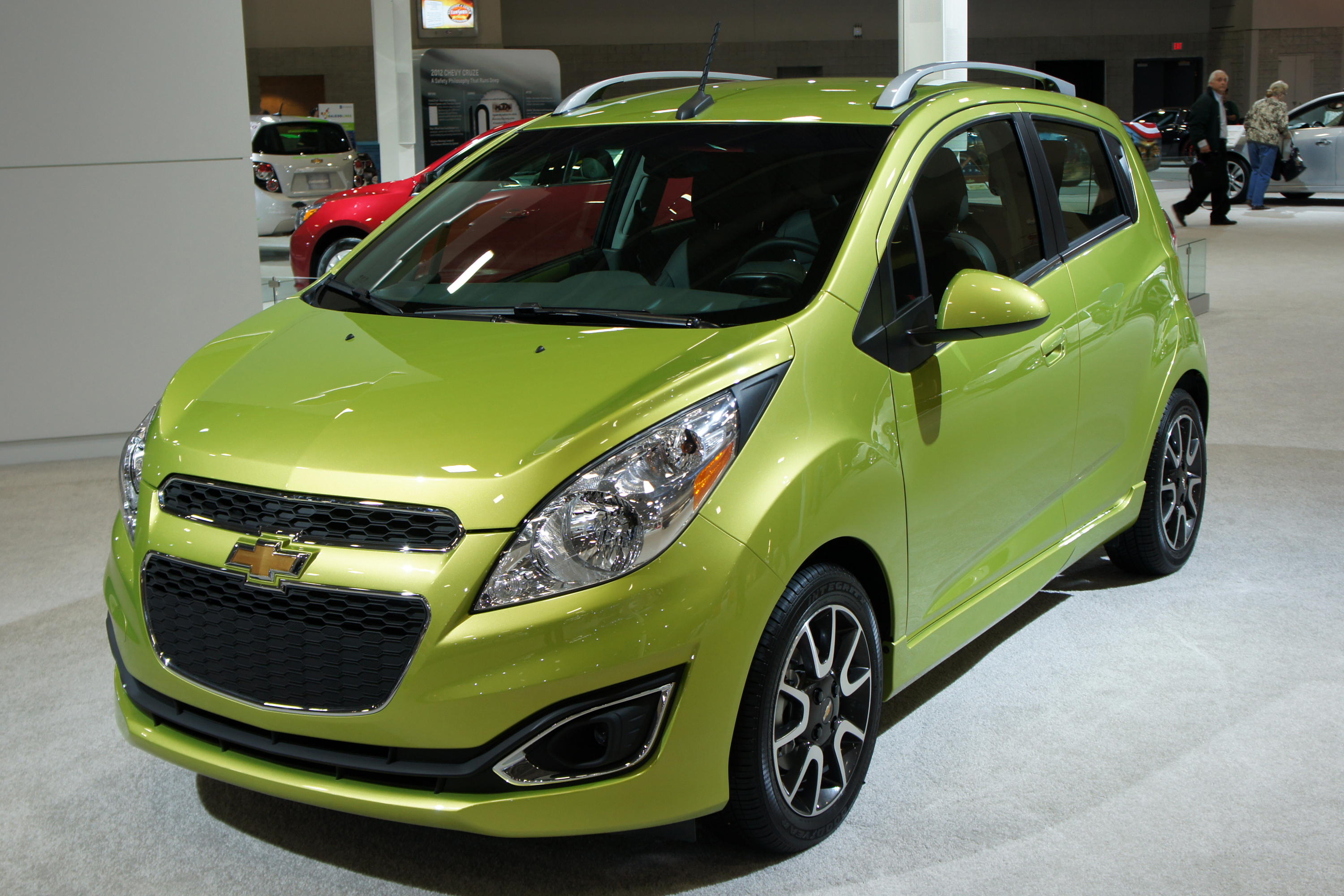 spark up your life with the new chevy spark
