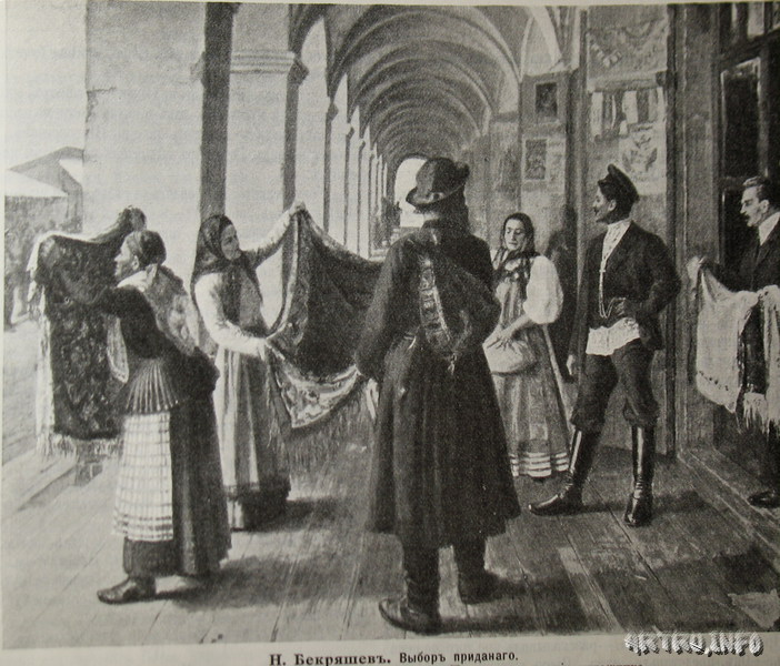 Marriage and european dowry custom