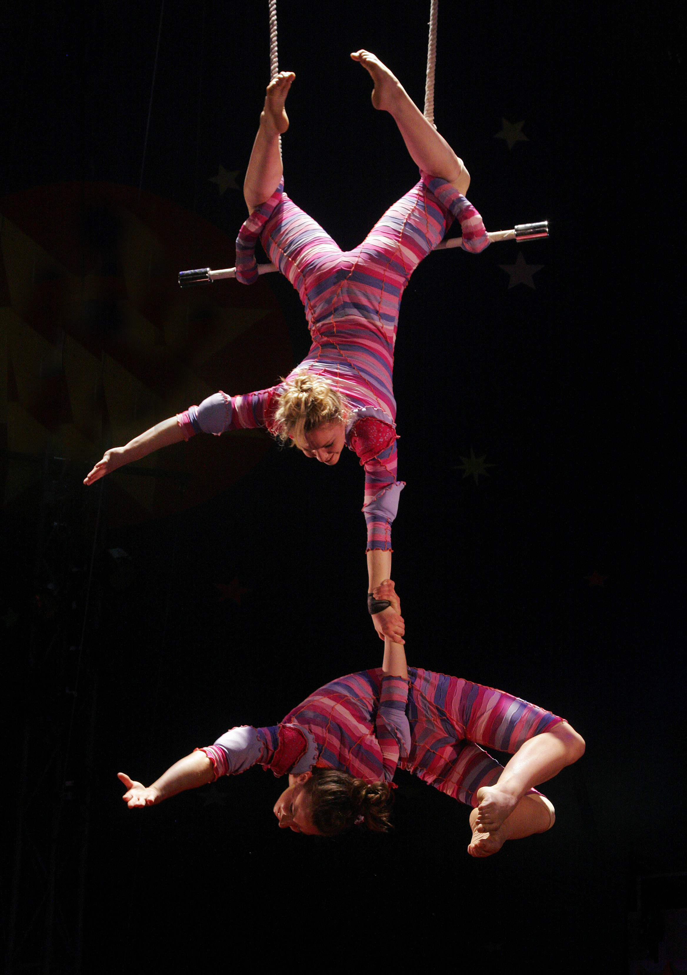 circus trapeze