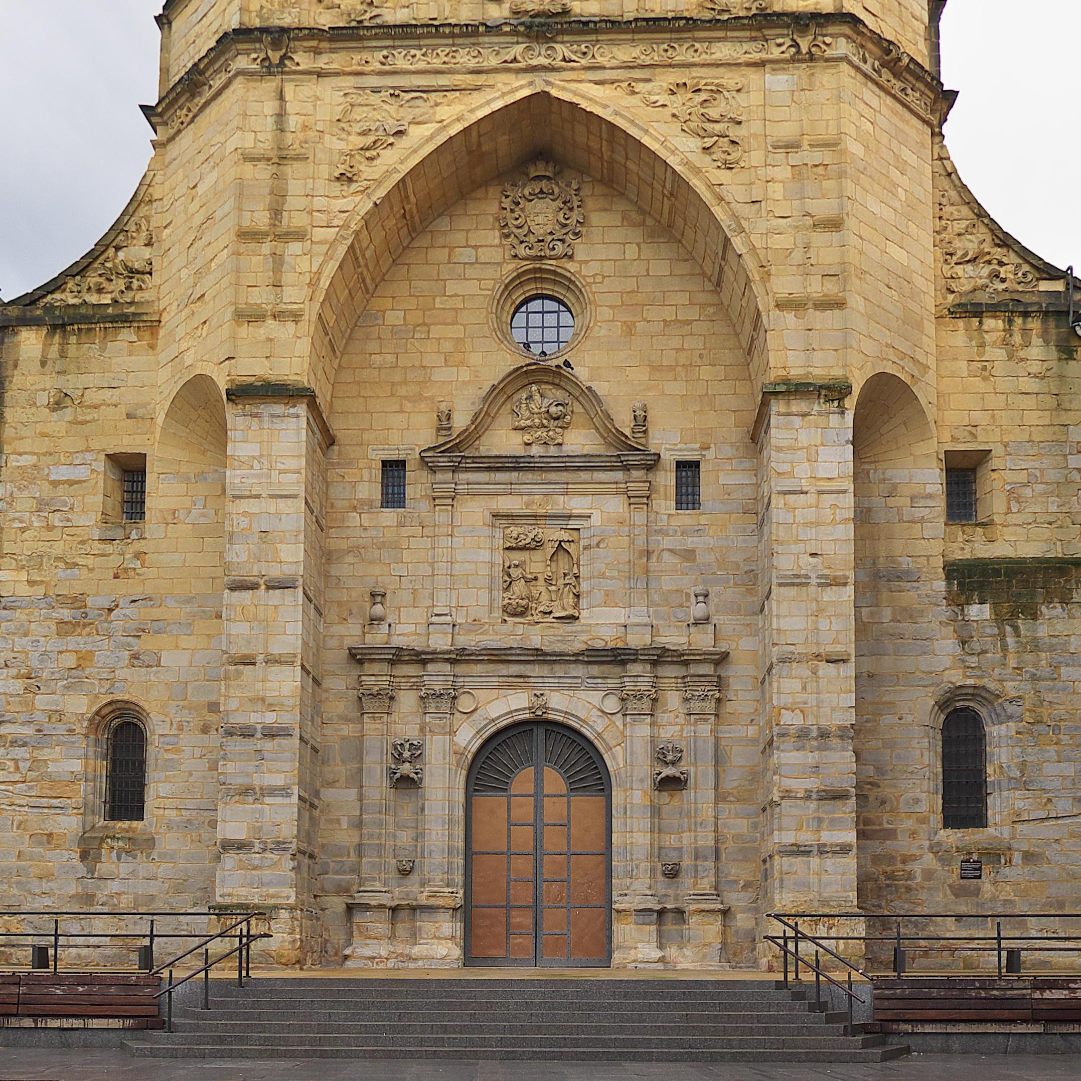 File:Convento de la Encarnación (Bilbao). Portada.jpg - Wikimedia ...
