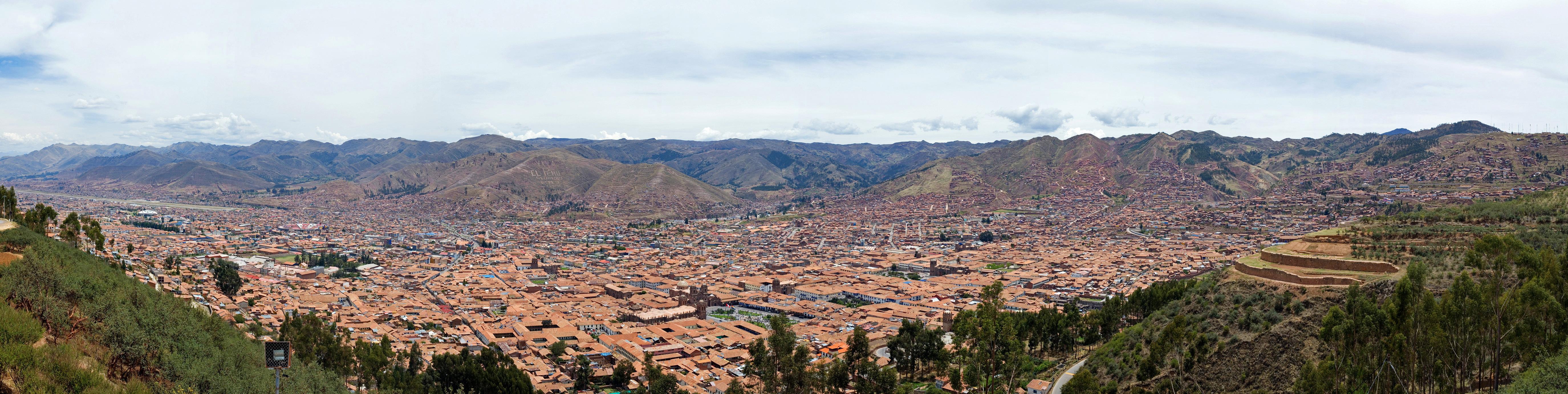 Ciudades y paisajes panorámicos - excelentes imágenes
