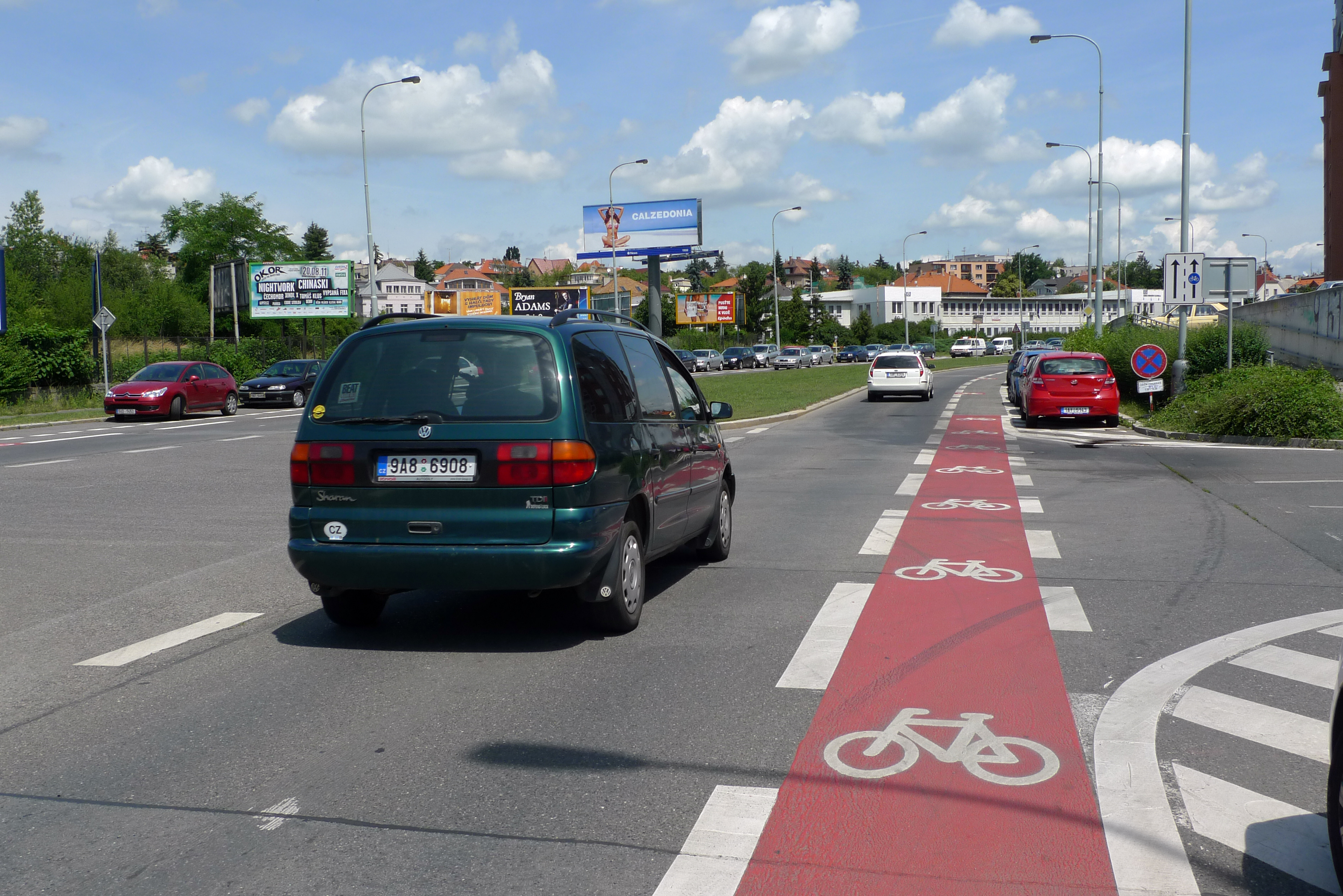 jízdní pruh