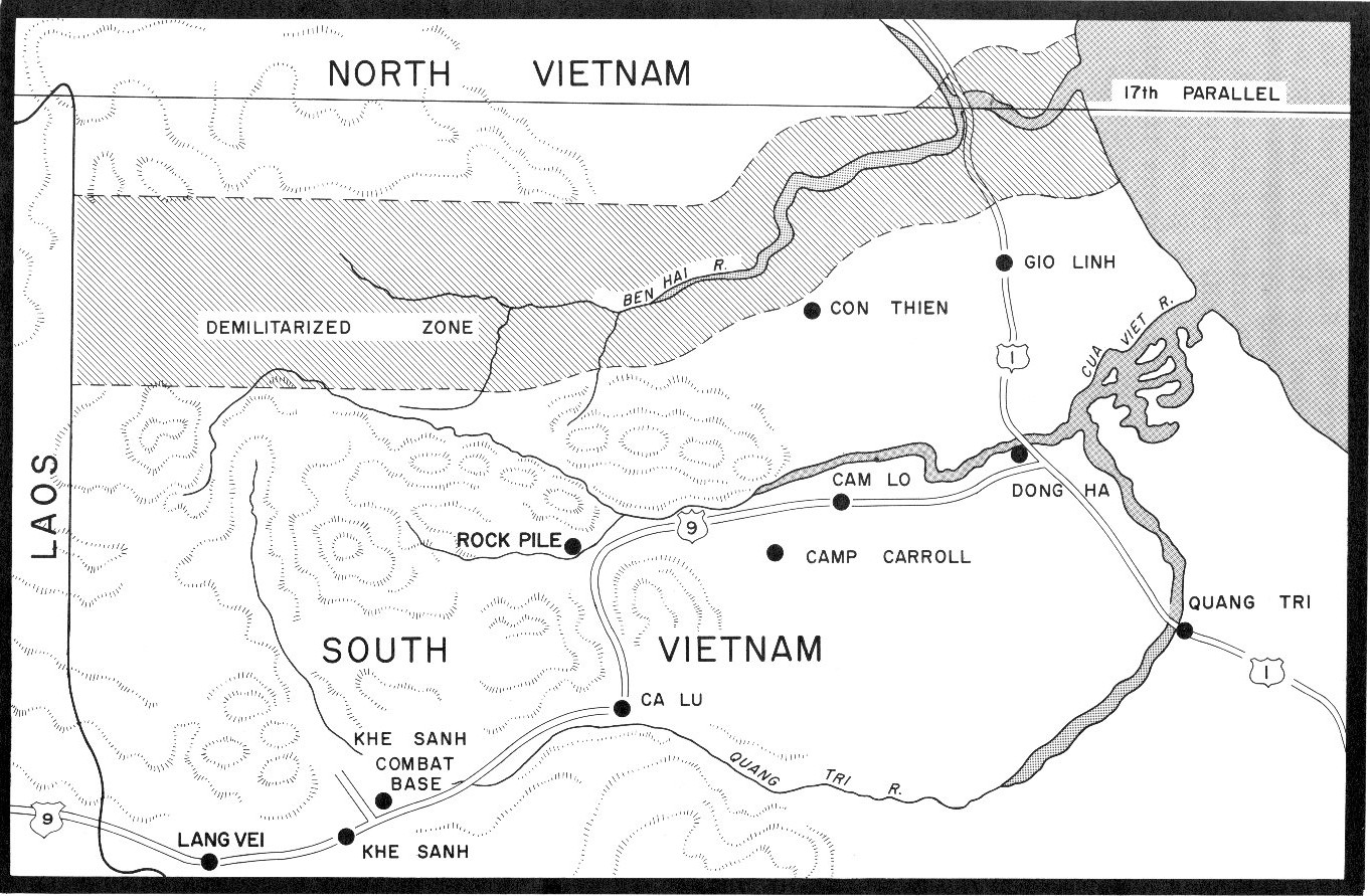 17th Parallel Vietnam Map.Vietnamese Demilitarized Zone Wikipedia