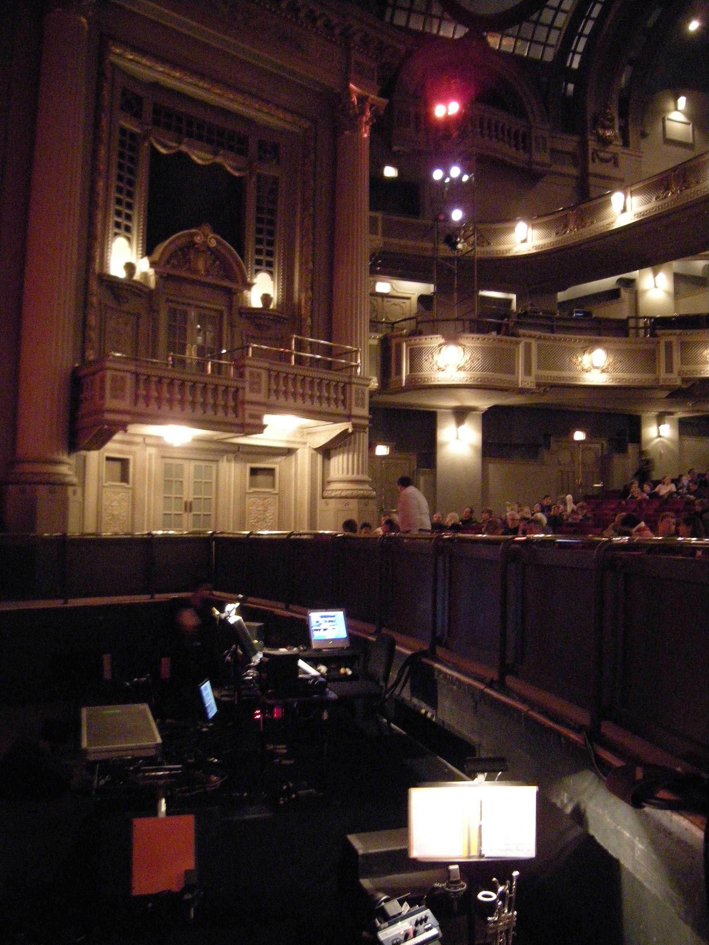 Majestic Theatre Dallas Texas