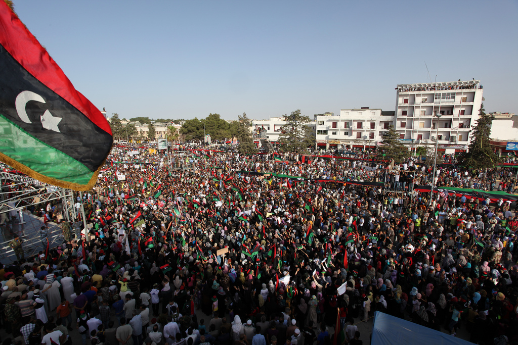 History of libya wikipedia demonstrations in bayda on 22 july 2011 publicscrutiny Images