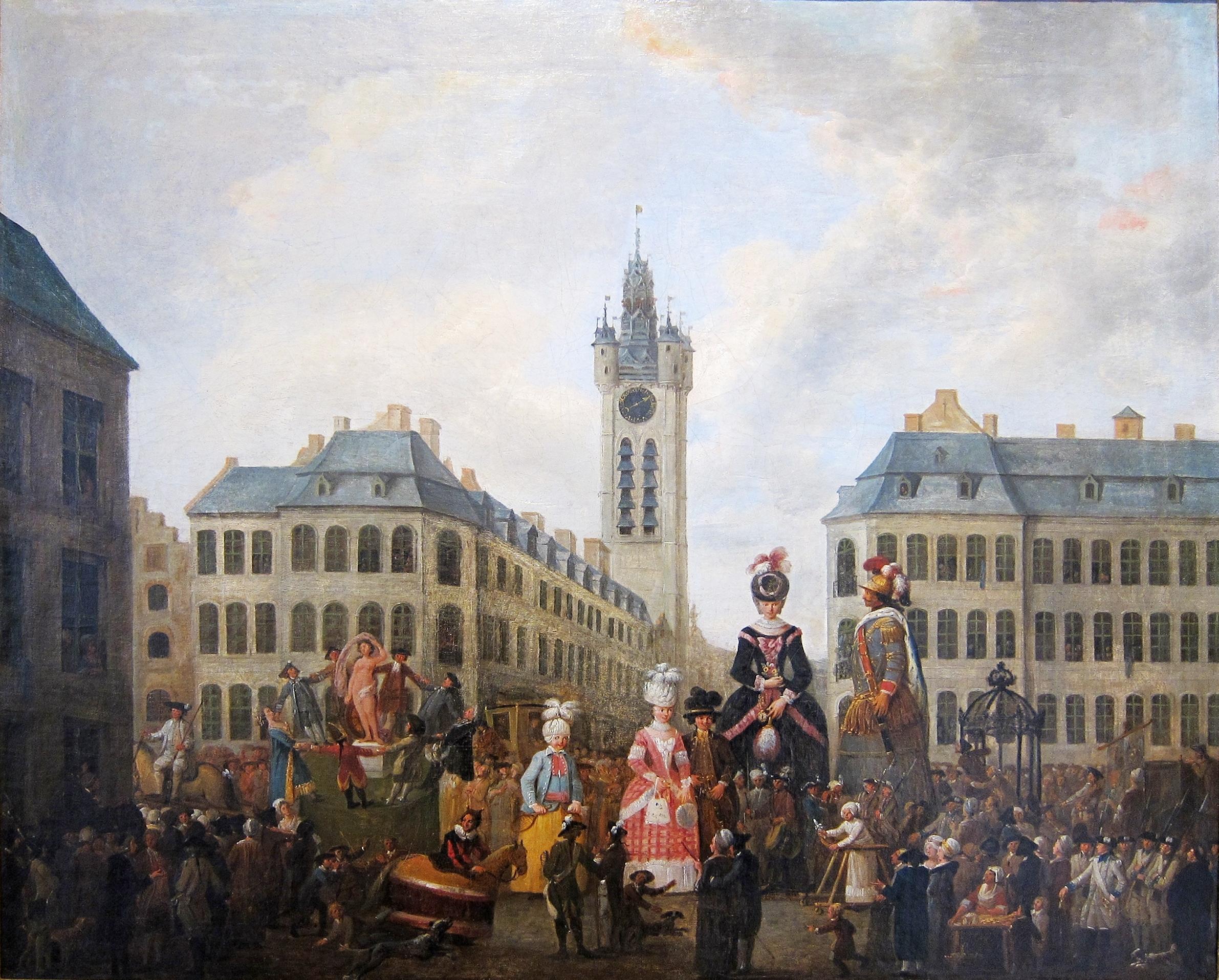 File douai chartreuse louis watteau wikimedia commons - Piscine douai ...